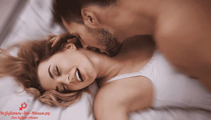Фото девушка и мужчина занимаются любовью под действием возбудителя