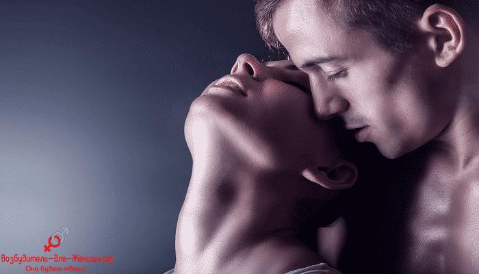 Фото влюбленные мужчина и женщина