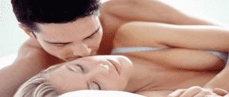 Фото мужчина целуют девушку