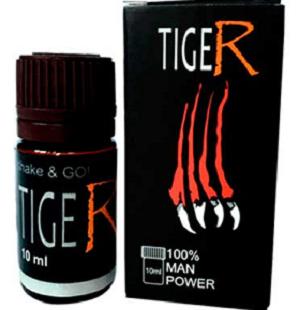 Фото Tiger капли